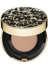 Dolce&Gabbana PRECIOUSSKIN Perfect Finish Cushion Foundation 12g (Various Shades) - Porcelain 100