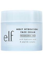 e.l.f. Cosmetics Tagespflege Holy Hydration Face Cream - Fragrance Free Gesichtscreme 50.0 g