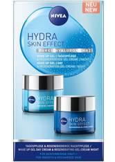 NIVEA Hydra Skin Effect Tages- & Nachtpflege Gesichtspflegeset 1 Stk