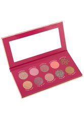 Douglas Collection Lidschatten Eyeshadow Palette Festive Nudes Lidschattenpalette 1.0 pieces