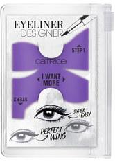 CATRICE - Catrice Beauty Tools Catrice Beauty Tools Eyeliner Designer I'm Your WINGman Augenbrauenschablone 1.0 pieces - Makeup Accessoires