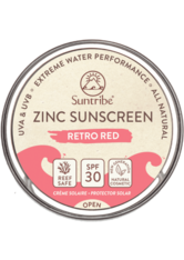 Suntribe Produkte Zinksonnencreme  - Retro Red LSF30 45g Sonnencreme 45.0 g