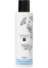 Unique Beauty Produkte Hair Styling Gel - starker Halt duftfrei 150ml Haargel 150.0 ml