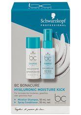 SCHWARZKOPF - Schwarzkopf Professional Hyaluronic Moisture Kick  Haarpflegeset 1.0 st - HAARPFLEGESETS