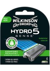 Wilkinson Hydro Hydro 5 Sense Comfort Rasierklingen Rasiergel 1.0 pieces