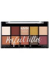NYX PROFESSIONAL MAKEUP - NYX Professional Makeup Paletten Nr. 2 - Rustic Antique Lidschattenpalette 17.7 g - Augen Primer