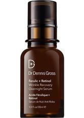 Dr Dennis Gross Skincare Pflege Ferulic + Retinol Wrinkle Recovery Overnight Serum 30 ml