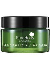 PUREHEAL'S - PureHeal's Centella 70 Gesichtscreme  50 ml - TAGESPFLEGE