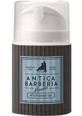 MONDIAL ANTICA BARBERIA - After Shave Gel Original Talc - AFTERSHAVE
