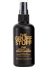 THE GRUFF STUFF - THE GRUFF STUFF The Spray on Moisturiser  Gesichtscreme  100 ml - TAGESPFLEGE