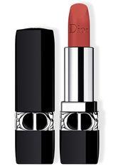 Dior - Rouge Dior – Nachfüllbarer Lippenstift – Satiniert, Matt, Metallic & Samtig - -rouge Dior Extreme Matte 720 Icone
