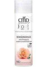 CMD Naturkosmetik Produkte Rosé Exclusive - Reinigungsmilch 200ml Reinigungsmilch 200.0 ml