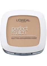 L'Oréal Paris Perfect Match Kompaktpuder  Nr. 1.r./1.c. - rose ivory