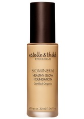 estelle & thild BioMineral Healthy Glow Foundation 113 Medium Pink 30 ml Flüssige Foundation