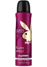 Playboy Queen of the Game Queen of the Game Deo Aerosol Deodorant Spray 150.0 ml