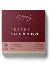 Ayluna Naturkosmetik Produkte Festes Shampoo - Für trockenes Haar 60g Haarshampoo 60.0 g