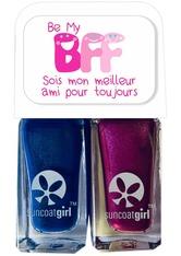 Suncoat Girl Produkte Nail Polish DUO - Princess Dress & Mermaid Blue 2x5ml Nagellack 10.0 ml