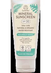 Suntribe Produkte Mineralische Bio-Sonnencreme LSF30 100ml  100.0 ml