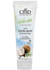 CMD Naturkosmetik Produkte Rio de Coco - Peeling Maske 50mll Gesichtspeeling 50.0 ml