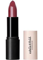 estelle & thild BioMineral Cream Lipstick Rosewood 4,5 g Lippenstift