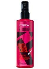 L´Oréal Paris Studioline Hot & Curl Thermo-Locken-Spray Haarspray 200.0 ml