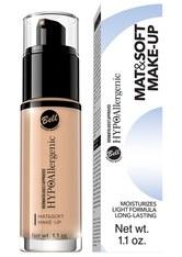 Bell Hypo Allergenic Foundation Mat & Soft Make - Up Foundation 30.0 g