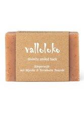 VALLOLOKO - Valloloko Divinity Smiled Back Myrrhe & Terrakotta Stückseife  100 g - SEIFE