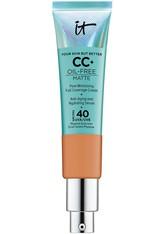 IT COSMETICS - IT Cosmetics Foundation Tan CC Cream 32.0 ml - BB - CC CREAM