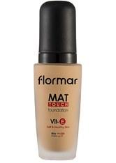 flormar Mat Touch Flüssige Foundation  Nr. M305 - Golden Honey