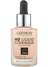 CATRICE - Catrice - Foundation - HD Liquid Coverage Foundation - 010 Light Beige - FOUNDATION