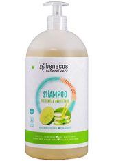 BENECOS - benecos Produkte Shampoo - Freshness Adventure 950ml Haarshampoo 950.0 ml - SHAMPOO & CONDITIONER