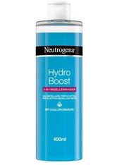 Neutrogena Hydro Boost 3-in-1 Mizellenwasser Gesichtsreinigung 400.0 ml
