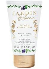 Jardin Bohème Épisode Romantique Hand Cream Creme 75.0 ml