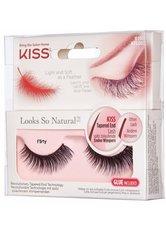 KISS Produkte KISS KISS Looks so Natural Kunstwimpern - Flirty Künstliche Wimpern 1.0 pieces