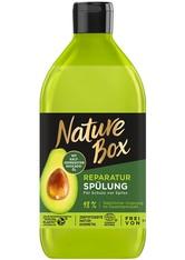 Nature Box Haarpflege Reparatur Spülung Haarspülung 385.0 ml
