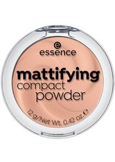 Essence Teint Puder & Rouge Mattifying Compact Powder Nr. 04 Perfect Beige 12 g