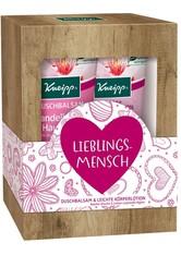 Kneipp Duschen Leichte Körperlotion Mandelblüten Hautzart 200 ml + Duschbalsam Mandelblüten Hautzart 200 ml 1 Stk. Körperpflegeset 1.0 st