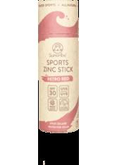 Suntribe Produkte Zinksonnencreme Stick - Retro Red 30g Sonnencreme 30.0 g