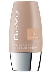 BEYU - BeYu Foundation BeYu Foundation Velvet Mat Foundation Foundation 30.0 ml - Foundation