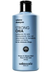 Udo Walz Haarpflege Strong Chia Volume Shampoo 300 ml