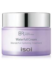 isoi Produkte Bulgarian Rose Waterfull Gesichtscreme 50.0 ml
