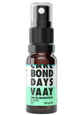 VAAY Mundsprays CBD Öl Mundspray Mint 5%  10.0 ml