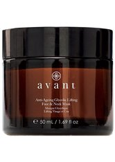 Avant Skincare Age Defy+ Anti-Ageing Glycolic Lifting Face & Neck Mask Anti-Aging Pflege 50.0 ml