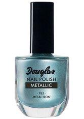 DOUGLAS COLLECTION - Douglas Collection Nagellack Nr. 765 - Metal Iron Nagellack 10.0 ml - NAGELLACK