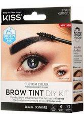 KISS Produkte KISS Brow Tint DIY Kit Black Augenbrauenstift 1.0 pieces