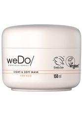 WEDO/ PROFESSIONAL Rinse-Off Light & Soft Mask Haarspülung 150.0 ml