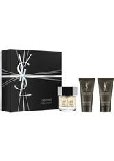 Yves Saint Laurent L'Homme Eau de Toilette Spray 60 ml + Shower Gel 50 ml + After Shave Balm 50 ml 1 Stk. Duftset 1.0 st