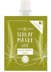 Chiara Ambra Specials Schlafmaske Hanf Maske 1.0 pieces
