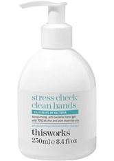 This Works Stress Check clean hands Desinfektionsmittel 60.0 ml