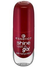 essence - Nagellack - shine last & go! gel nail polish - 14 do you speak love?